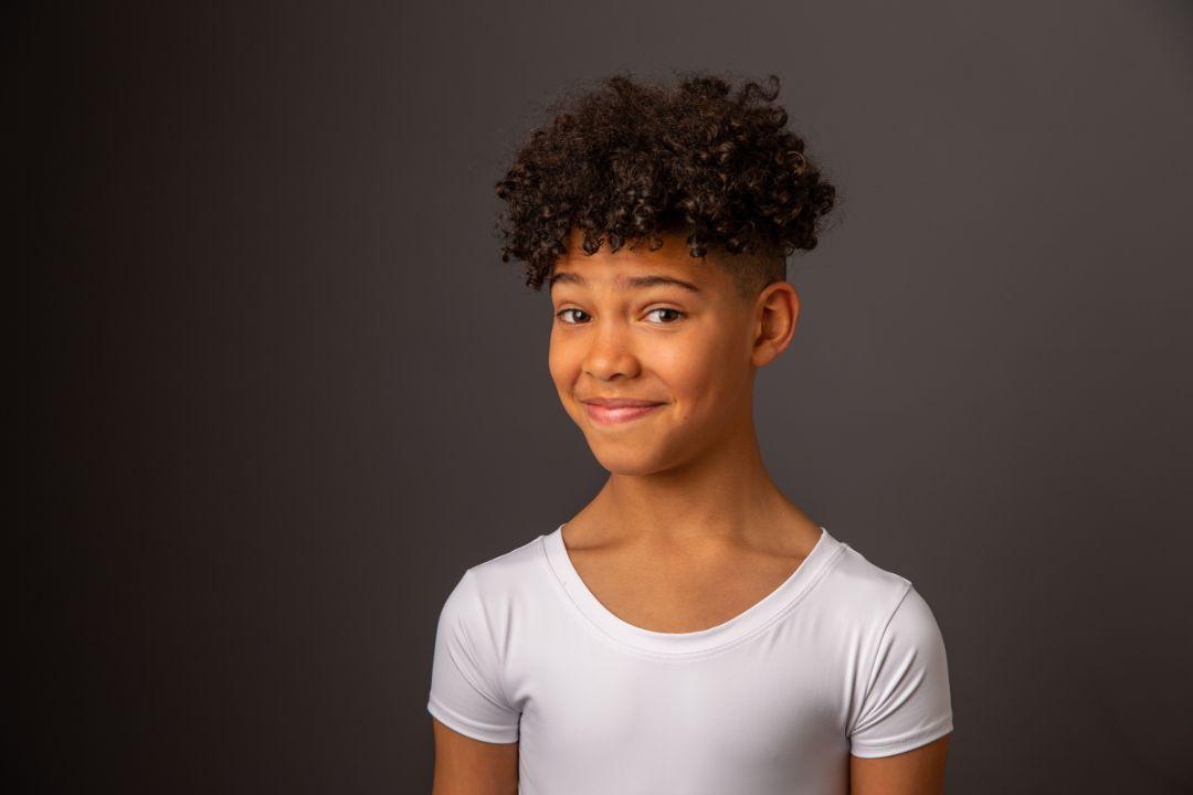 Portrait - Afro