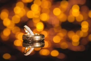 Light - Macro photography - Lord of the Rings - One ring