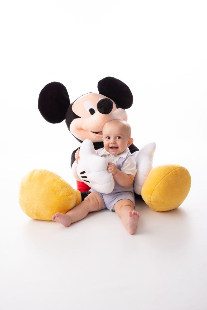 Stuffed toy - Portrait