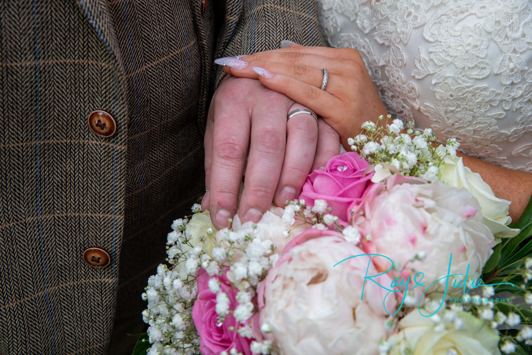 Beautiful wedding ring photo