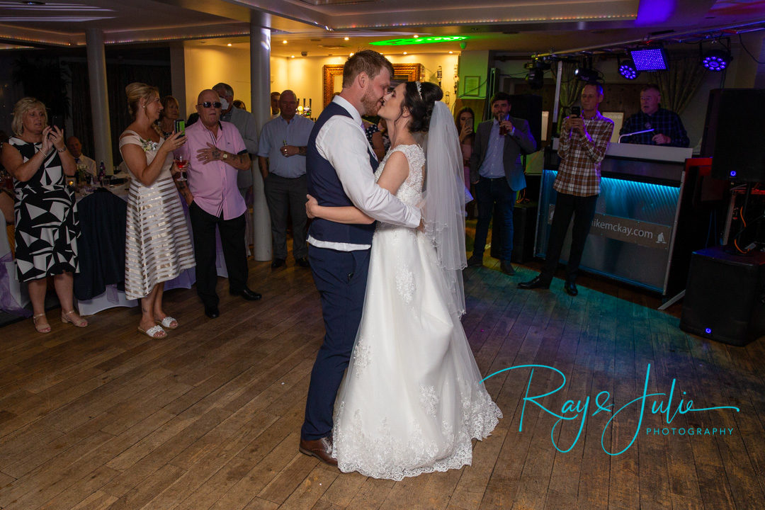 First Dance Lazzat Hotel Monsoon Suit