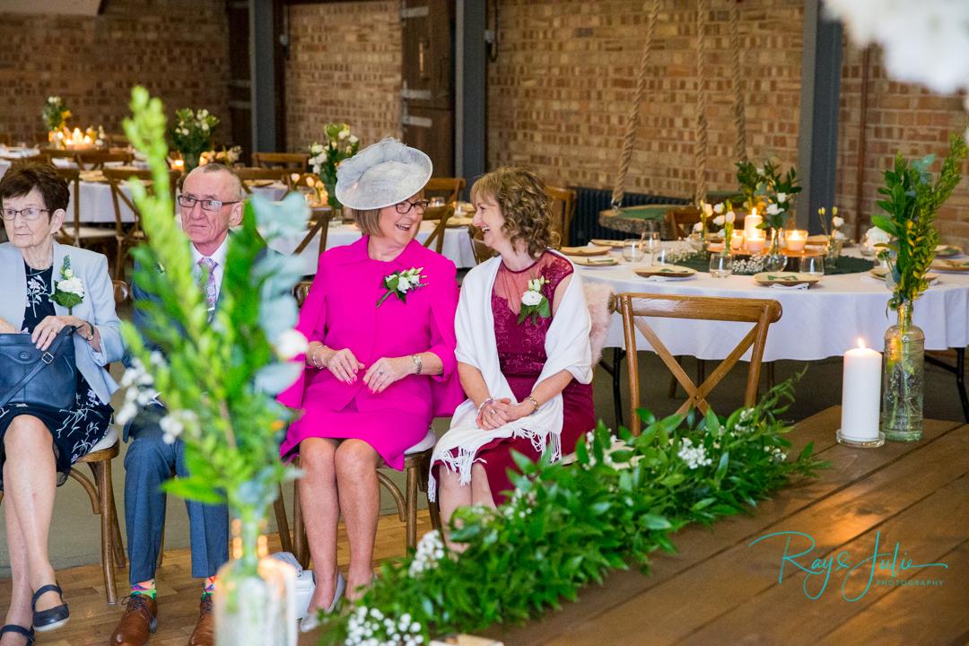 The Beverley Barn Wedding