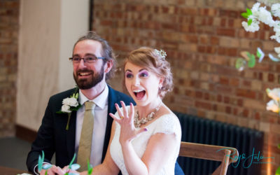 The Beverley Barn Wedding