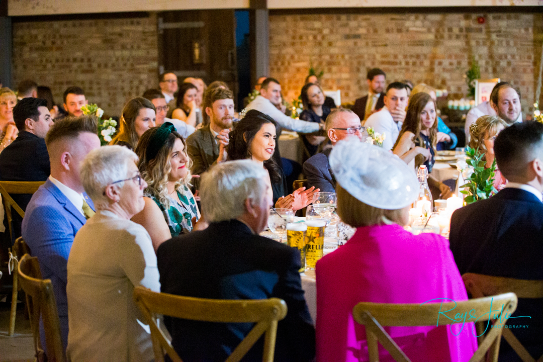 Wedding reception - The Beverley Barn
