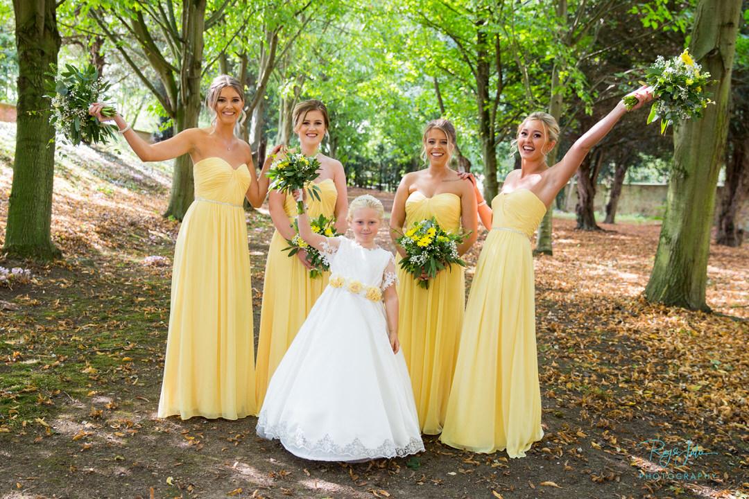 Bride - Bridesmaid