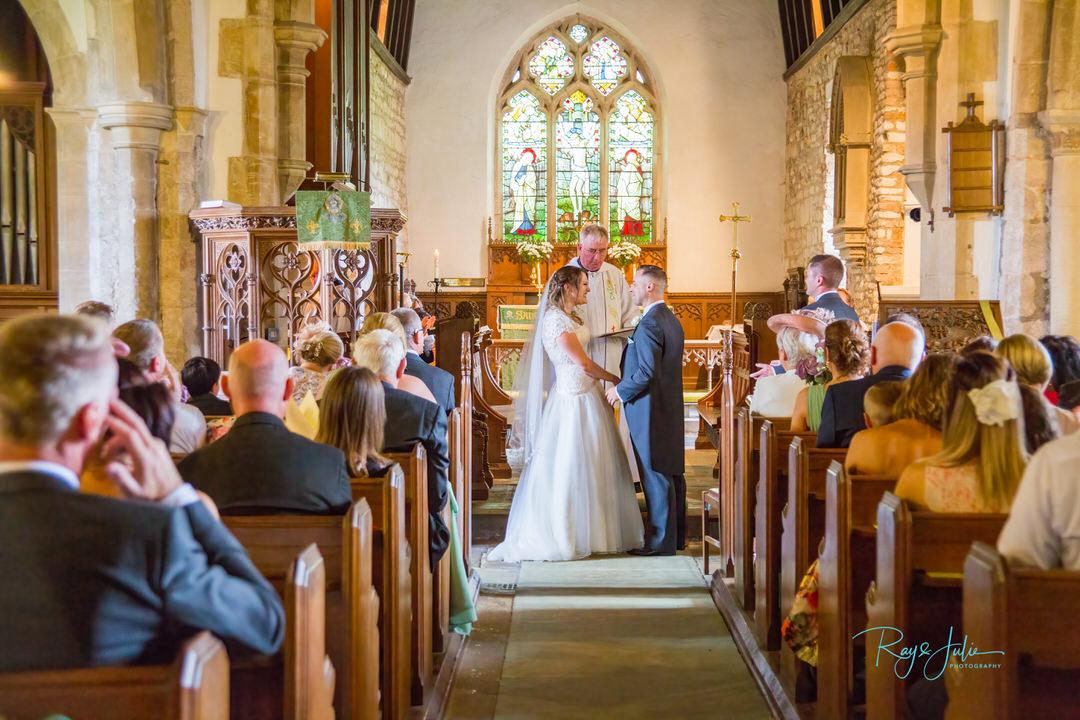 Wedding - Blessing
