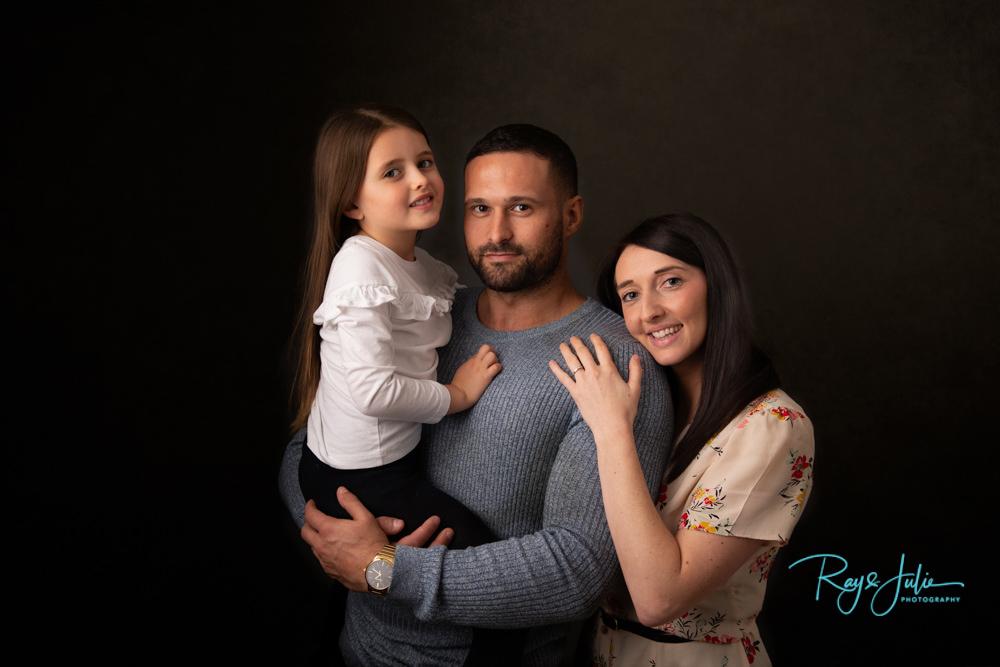 Portrait photography - Photography - Family portrait - studio - photography - Yorkshire - Hull