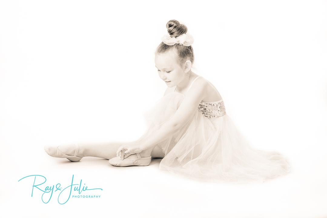 Flower girl - Wedding Dress