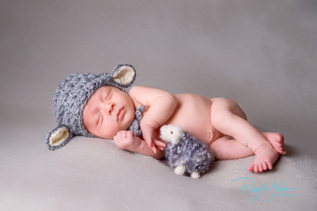 Photograph - Infant - newborn- portrait - studio - photography - Yorkshire - Hull