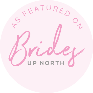 Brides Up North - As Featured