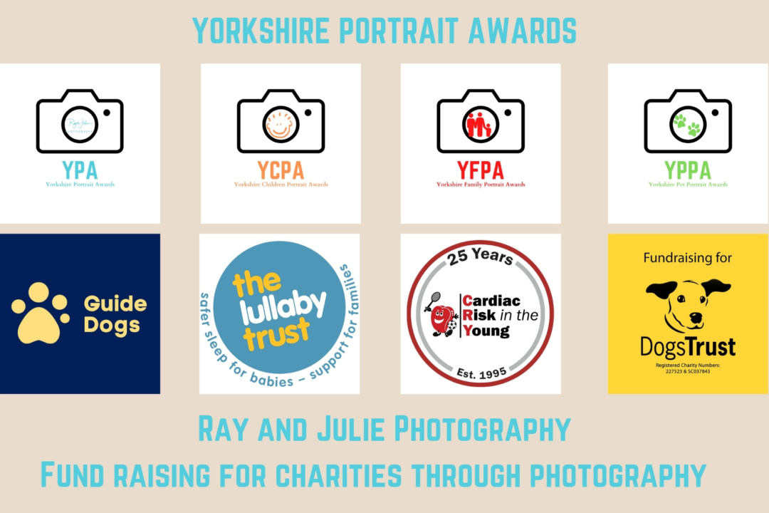 Yorkshire Portrait Awards - Ray and Julie Photography - Studio portraits