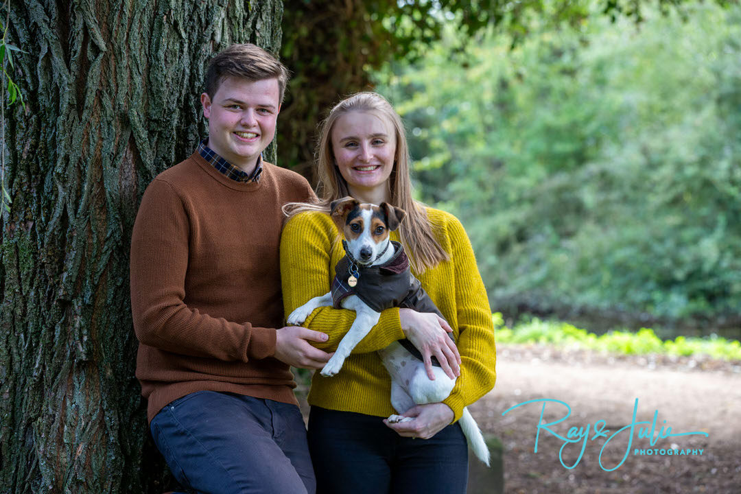 Engagement - Pet - Photography - Photograph - Photographers - Yorkshire - Hull - Beverley - Ray and Julie Photography