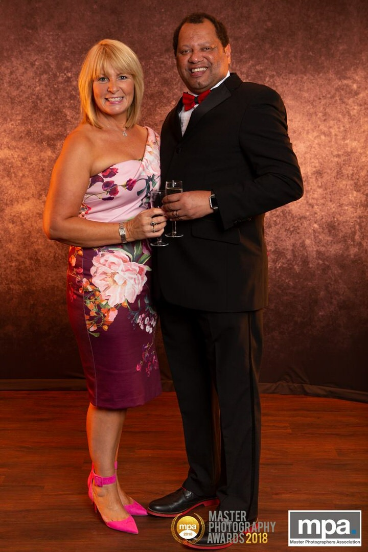Dressed up for awards - Ray and Julie Photography