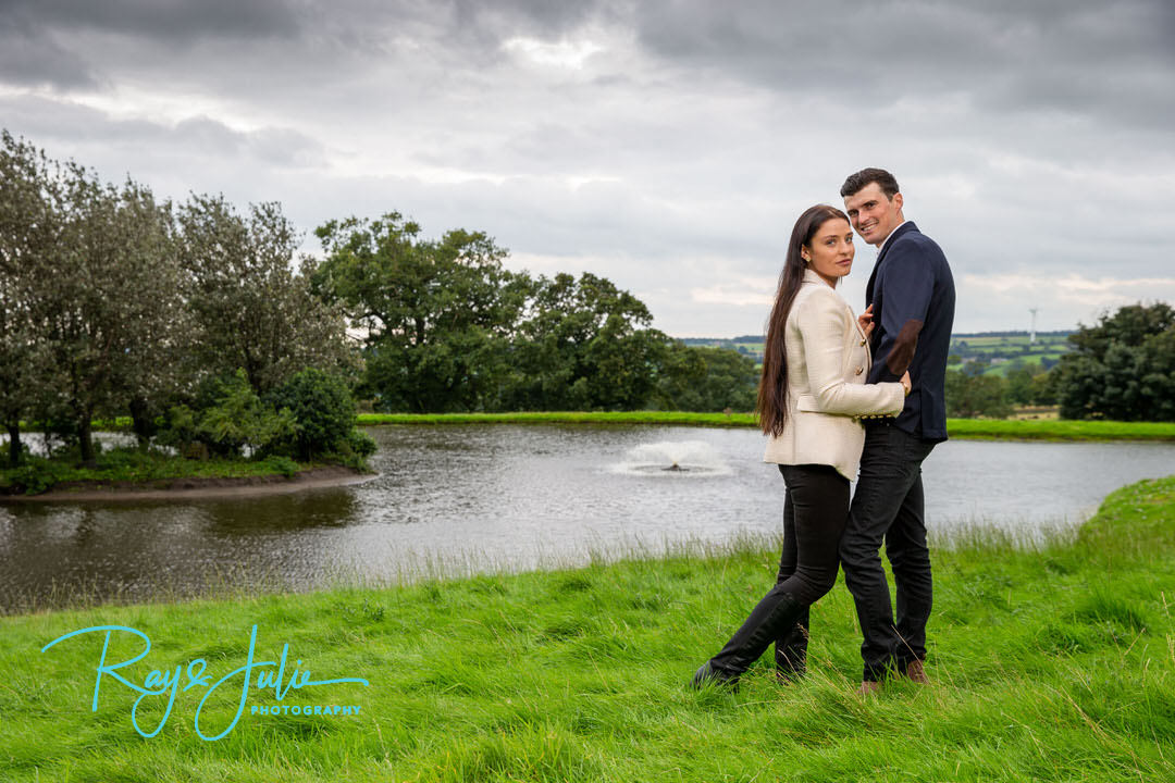 Engagement - Portrait Photography - Photograph - Photographers - Yorkshire - Hull - Beverley - Harrogate - Grantley Hall - Wedding -Ray and Julie Photography