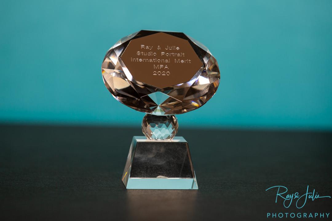 Photography awards - Master photographer merit award - International photography award - award winning studio portrait photographer