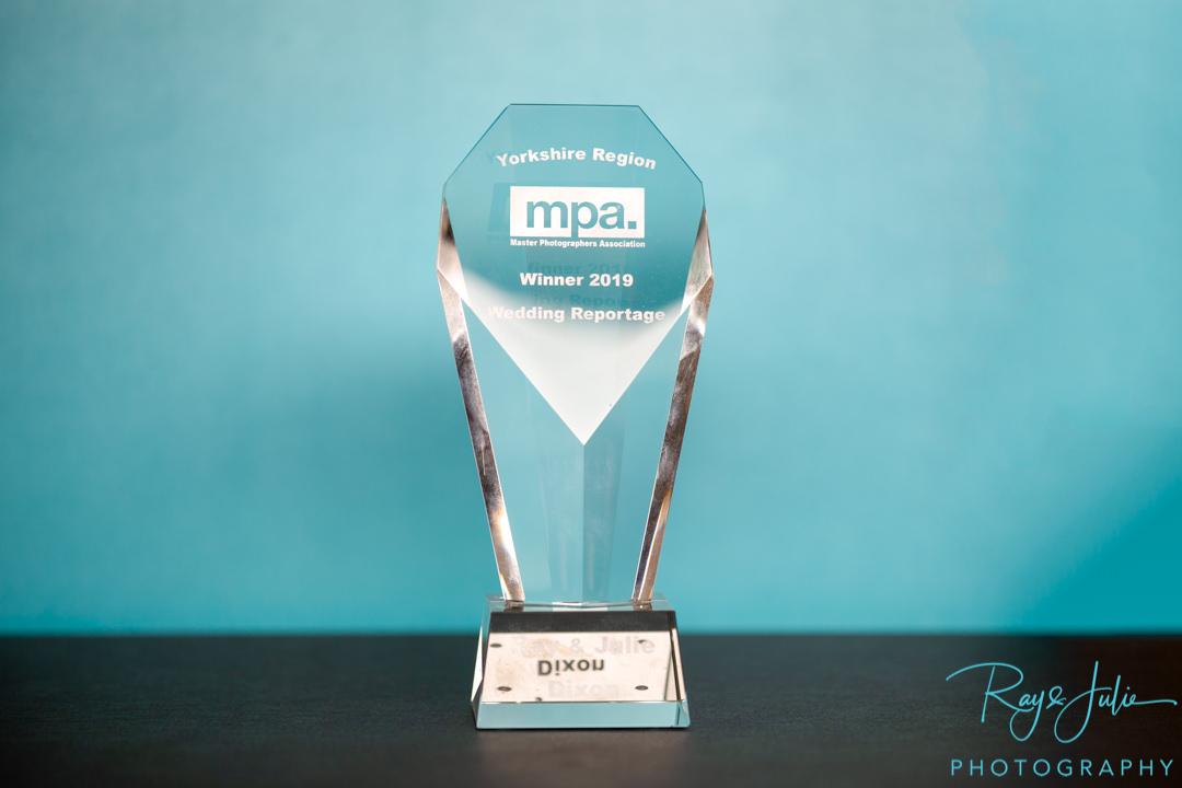 Master Photographers Association - Wedding - Reportage - Award - Trophy - Winner - Award-Winning - Photography
