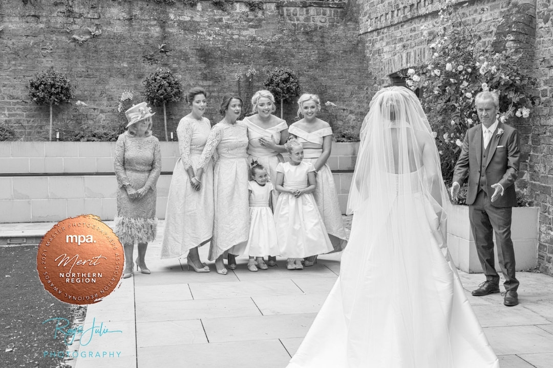 Award winning Yorkshire wedding photographers