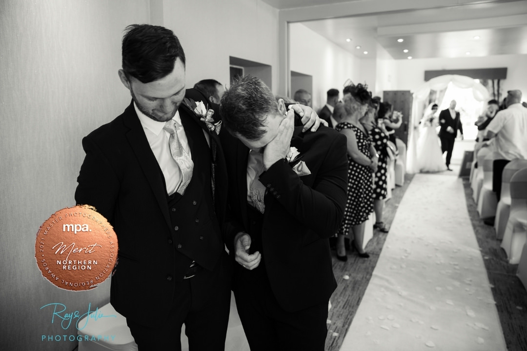 Award winning East Yorkshire wedding photography, venue Lazaat Hotel
