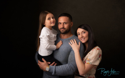 Why Professional Portrait Photography is the Best Way to Capture Memories of Your  Family