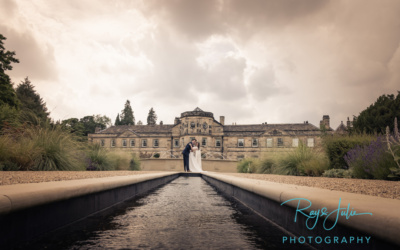 Grantley Hall Wedding Celebration
