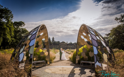 Grantley Hall Wedding Photographer   Janette and Bernard