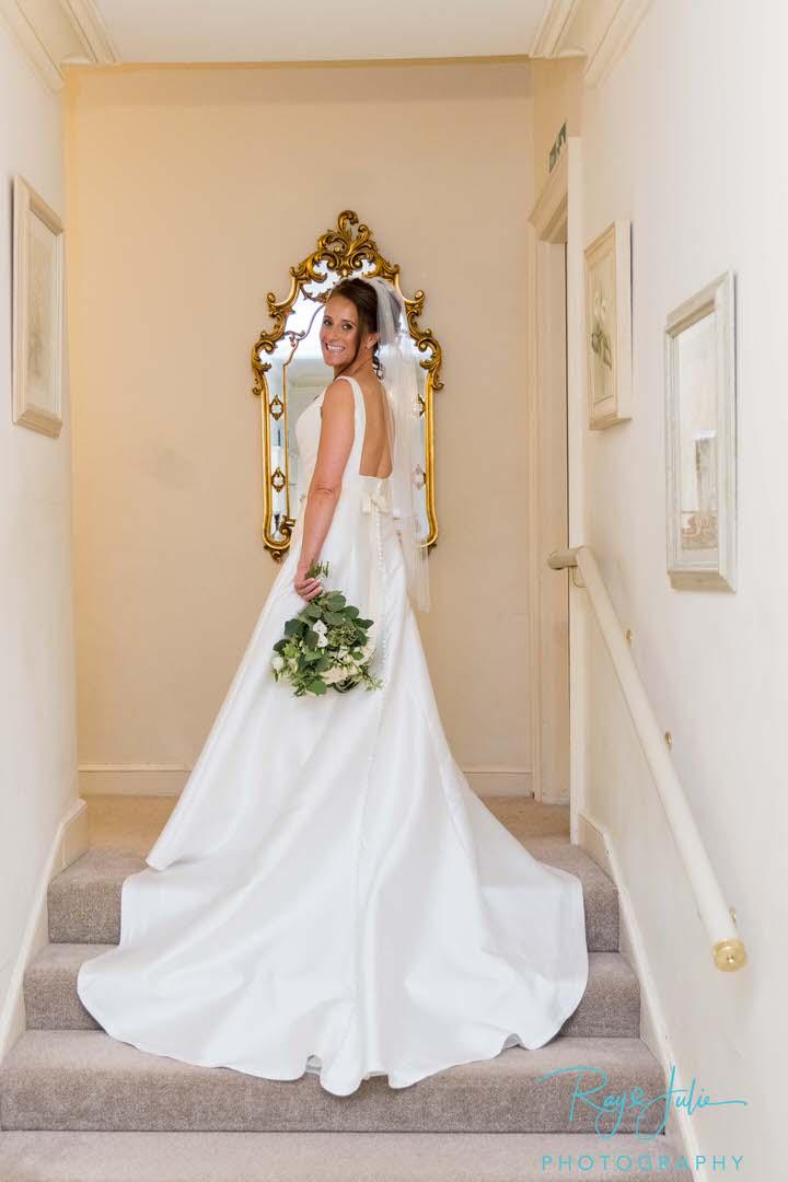Stunning East Yorkshire bride