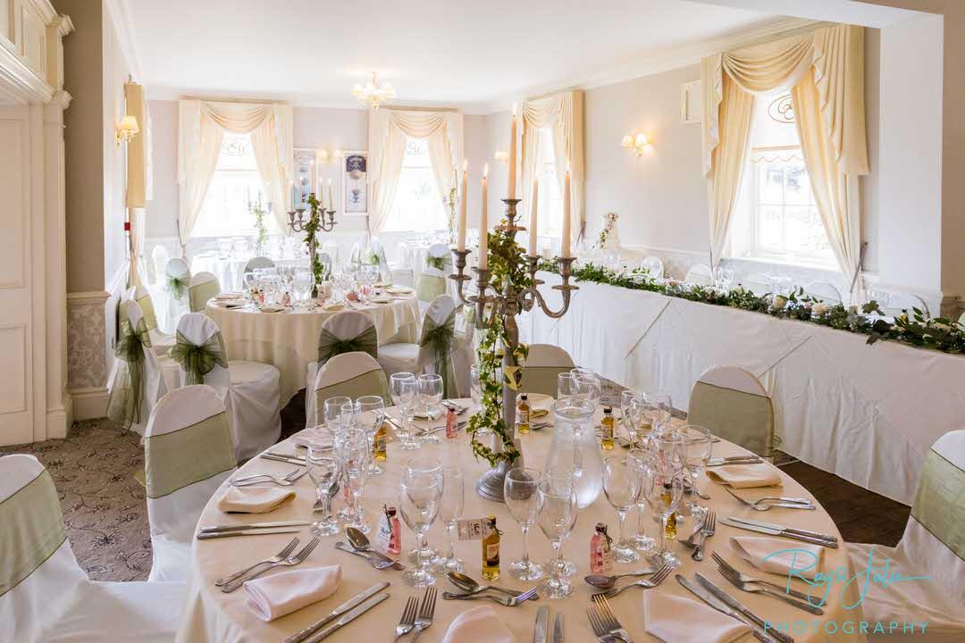Rowley Manor Wedding Venue East Yorkshire
