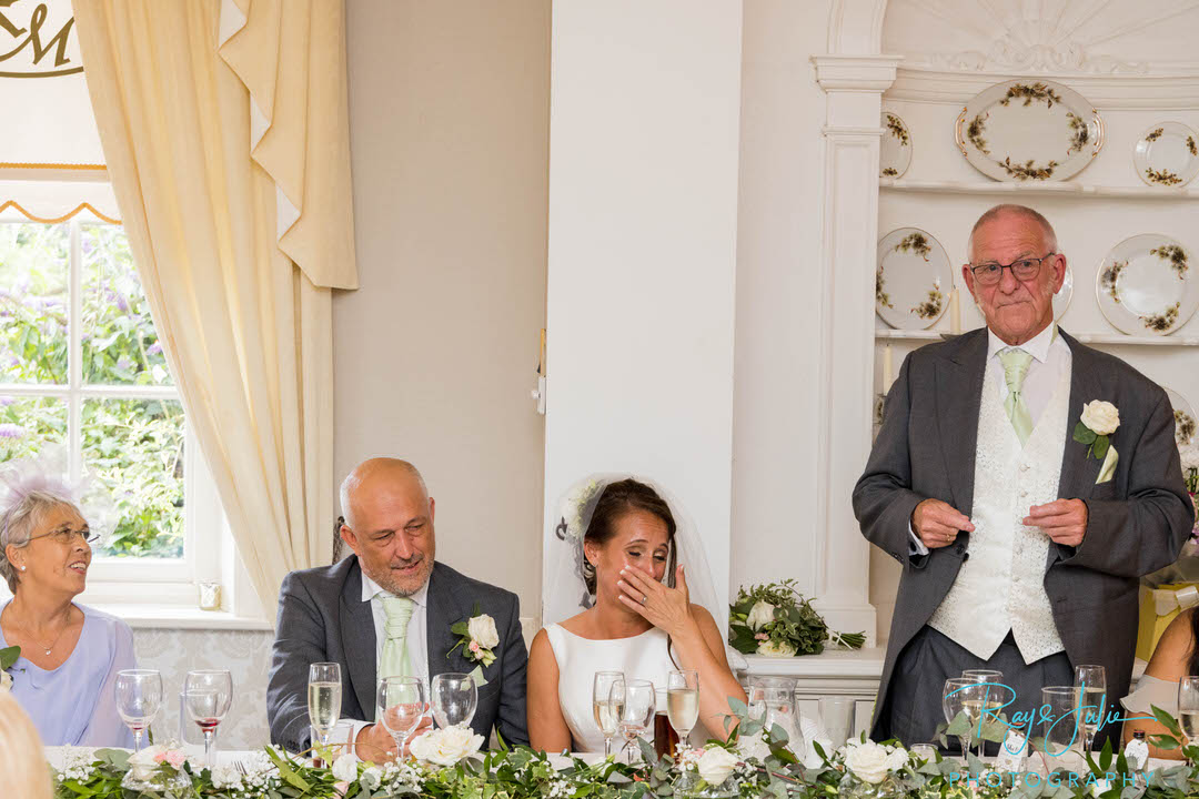Wedding speech father of the bride